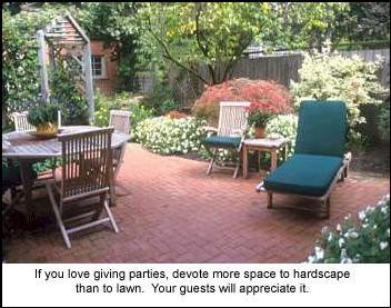 Designing a garden from scratch for Garden design from scratch
