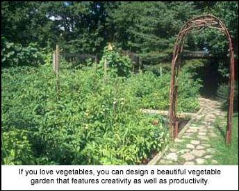 Designing a garden from scratch for Designing a large garden from scratch